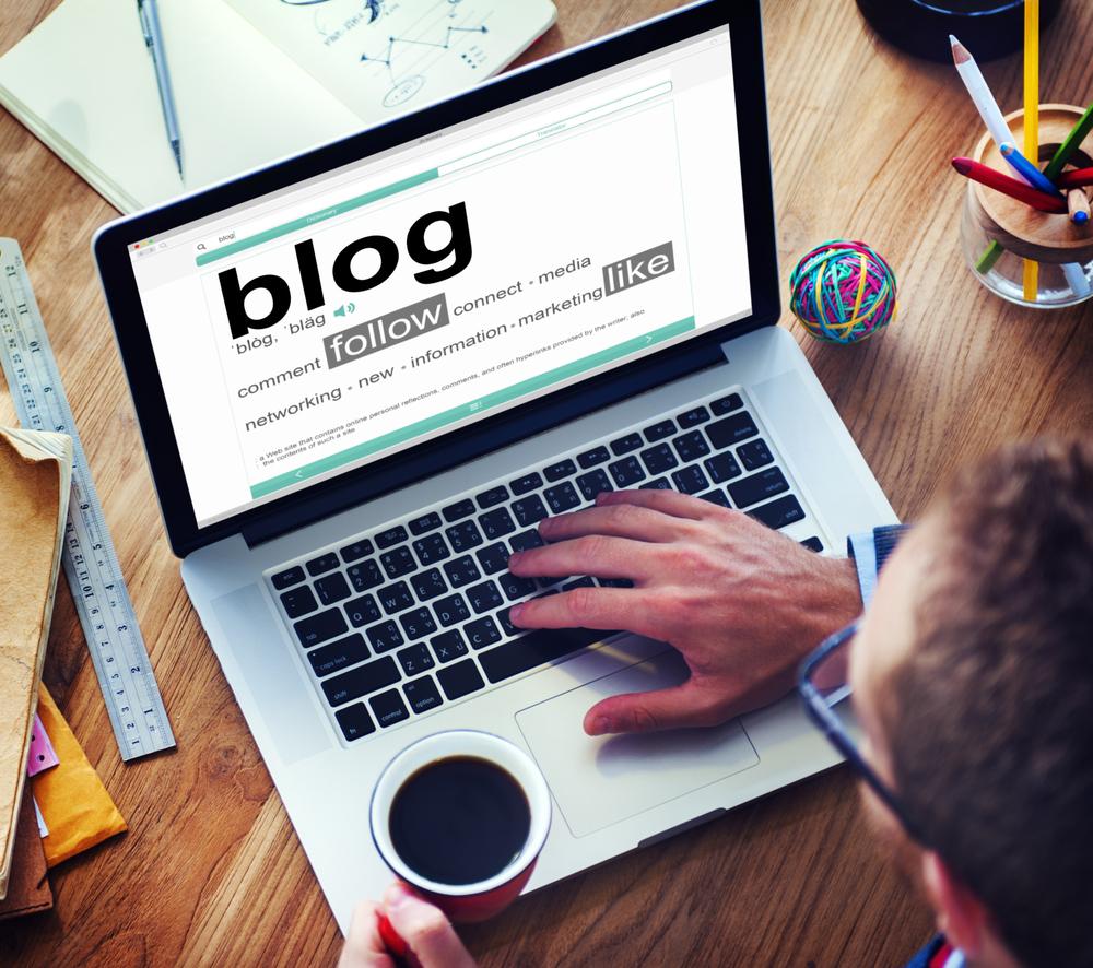 Traducción de blog: una forma de crear negocio - Juridiomas