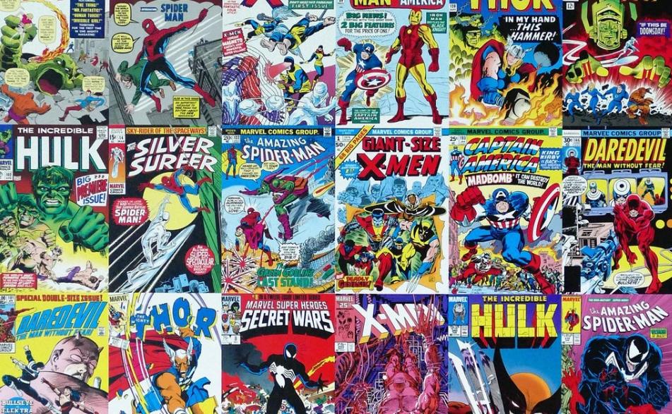 ¿Sabéis que el 75% de los cómics que se publican en España son traducciones? - Juridiomas