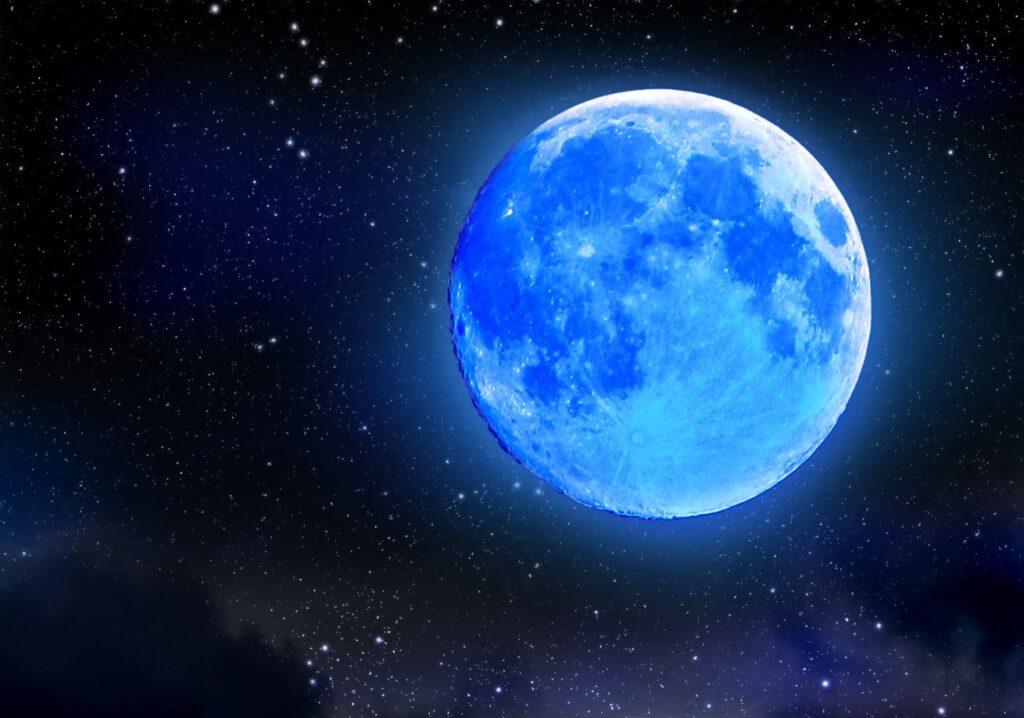 Luna azul 2019
