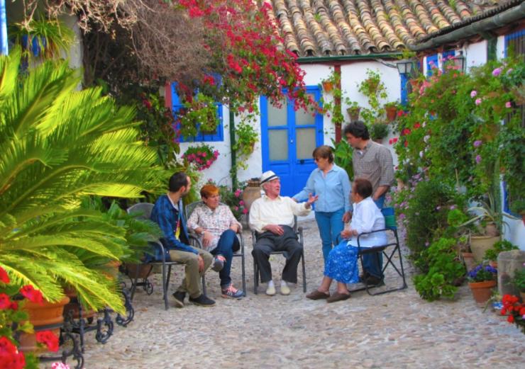 ¿Conoces la historia de los Patios de Córdoba?
