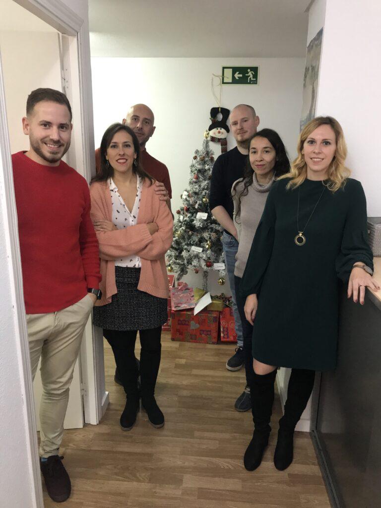 El equipo de Juridiomas te desea ¡Felices Fiestas!